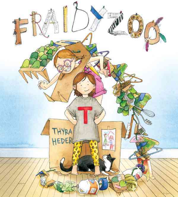 Fraidyzoo By Heder, Thyra